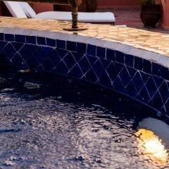 Отель Riad Bab Agnaou Марокко, Марракеш - отзывы, цены и фото номеров - забронировать отель Riad Bab Agnaou онлайн бассейн фото 3