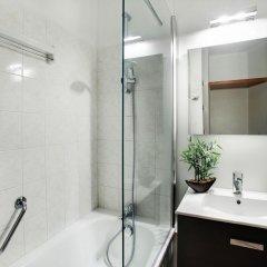 Отель Citadines Sainte-Catherine Brussels ванная