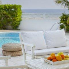 Отель Mimosa Seafront Villa Кипр, Протарас - отзывы, цены и фото номеров - забронировать отель Mimosa Seafront Villa онлайн питание фото 3