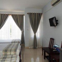 Отель Quang Nhat Hotel Вьетнам, Нячанг - отзывы, цены и фото номеров - забронировать отель Quang Nhat Hotel онлайн комната для гостей фото 5