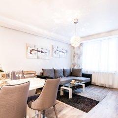 Апартаменты Grand Apartment Vienna комната для гостей фото 5