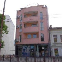 Отель Solaris Aparthotel Боженци вид на фасад