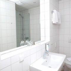 Отель Flandrischer Hof Кёльн ванная фото 2