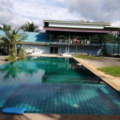 Отель Sai Rung Resort спортивное сооружение