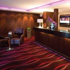 Отель Hallmark Inn Manchester South интерьер отеля