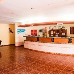 Отель Party Hotel Zornitsa Болгария, Солнечный берег - отзывы, цены и фото номеров - забронировать отель Party Hotel Zornitsa онлайн интерьер отеля