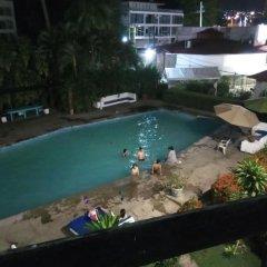 Hotel La Jolla бассейн