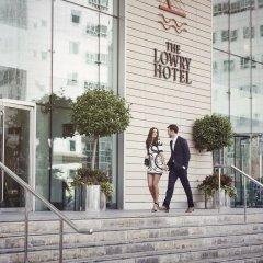 The Lowry Hotel фитнесс-зал