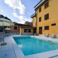 Hotel Cascia Ristorante Каша бассейн фото 2