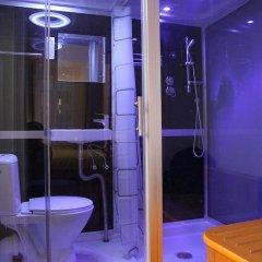 Отель Studios An Der Charite Straße Германия, Берлин - отзывы, цены и фото номеров - забронировать отель Studios An Der Charite Straße онлайн ванная фото 2