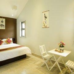 Отель Huyen Tra Que Homestay комната для гостей фото 4