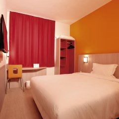Отель Hôtel Casablanca Марокко, Касабланка - отзывы, цены и фото номеров - забронировать отель Hôtel Casablanca онлайн комната для гостей фото 3