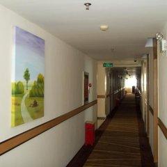 Отель City Comfort Inn Shenzhen Luohu Chunfeng Road Branch Гонконг интерьер отеля фото 2