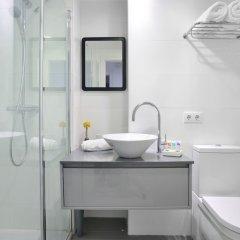 Отель Aspasios Atocha Apartments Испания, Мадрид - отзывы, цены и фото номеров - забронировать отель Aspasios Atocha Apartments онлайн ванная фото 2