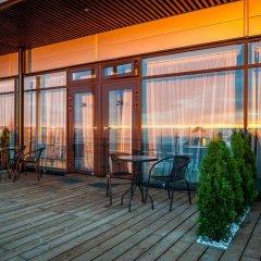 Апартаменты Pirita Beach & SPA балкон