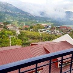 Отель Baguio Vacation Apartments Филиппины, Багуйо - отзывы, цены и фото номеров - забронировать отель Baguio Vacation Apartments онлайн балкон