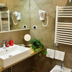 Hotel Paolo II ванная фото 5