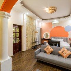 Отель Ohana Hotel Вьетнам, Ханой - отзывы, цены и фото номеров - забронировать отель Ohana Hotel онлайн комната для гостей фото 2
