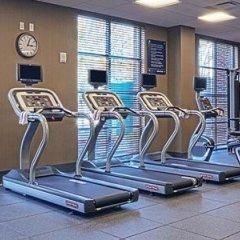 Отель Hampton Inn & Suites Columbus/University Area фитнесс-зал фото 4