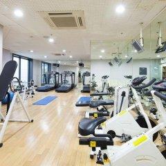 Отель Co-Op Residence Uljiro Сеул фитнесс-зал