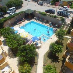 Отель CANER Кемер бассейн фото 2