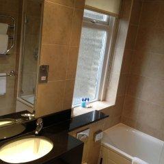 Отель Blandford Hotel Великобритания, Лондон - отзывы, цены и фото номеров - забронировать отель Blandford Hotel онлайн ванная фото 2