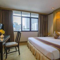 Tarntawan Place Hotel Surawong Bangkok Бангкок комната для гостей фото 4