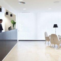 Отель NH Ciudad de Santander Испания, Сантандер - отзывы, цены и фото номеров - забронировать отель NH Ciudad de Santander онлайн интерьер отеля фото 2