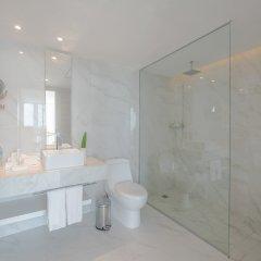 Отель Oleo Cancun Playa All Inclusive Boutique Resort ванная фото 3