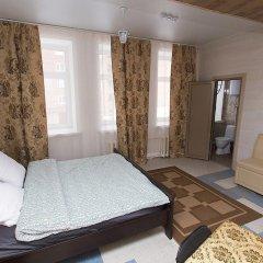Отель Grelka Омск комната для гостей фото 4