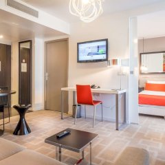 Отель Hipark by Adagio Marseille комната для гостей