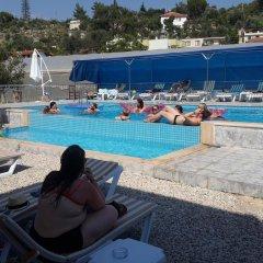 Отель Rose Pension Patara бассейн