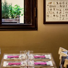 Отель Al Cappello Rosso Италия, Болонья - 2 отзыва об отеле, цены и фото номеров - забронировать отель Al Cappello Rosso онлайн питание фото 3