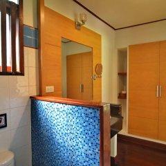 Отель Golden Bay Cottage сауна