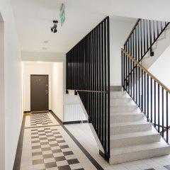 Апартаменты Lubomira Elegant Studio Варшава интерьер отеля