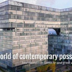Отель Hilton Mexico City Santa Fe Мексика, Мехико - отзывы, цены и фото номеров - забронировать отель Hilton Mexico City Santa Fe онлайн фото 2