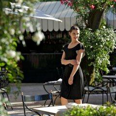 Отель Aldrovandi Villa Borghese Италия, Рим - 2 отзыва об отеле, цены и фото номеров - забронировать отель Aldrovandi Villa Borghese онлайн питание фото 2