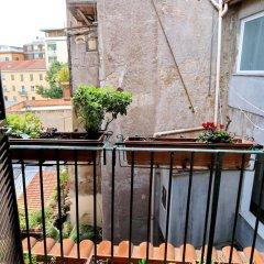 Отель Bella Trastevere балкон