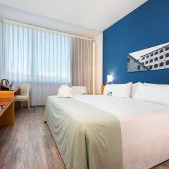 Отель TRYP Barcelona Aeropuerto Hotel Испания, Эль-Прат-де-Льобрегат - 7 отзывов об отеле, цены и фото номеров - забронировать отель TRYP Barcelona Aeropuerto Hotel онлайн комната для гостей фото 4