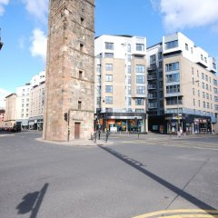 Отель Glasgow City Flats фото 14