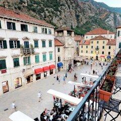 Отель Cattaro Черногория, Котор - отзывы, цены и фото номеров - забронировать отель Cattaro онлайн балкон