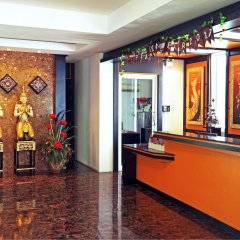 Отель Almali Rawai Beach Residence интерьер отеля