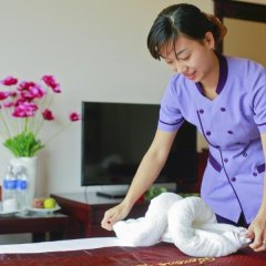 Hue Serene Shining Hotel & Spa в номере фото 2