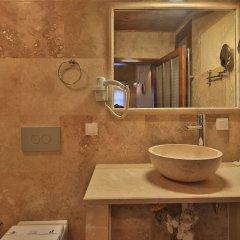 Heaven Cave House Турция, Ургуп - отзывы, цены и фото номеров - забронировать отель Heaven Cave House онлайн ванная фото 2