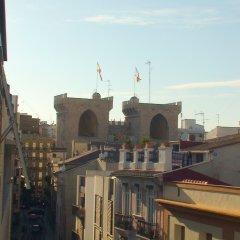 Отель Down Town 13 Испания, Валенсия - отзывы, цены и фото номеров - забронировать отель Down Town 13 онлайн балкон