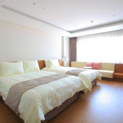 Отель Yongpyong Resort Dragon Valley Hotel Южная Корея, Пхёнчан - отзывы, цены и фото номеров - забронировать отель Yongpyong Resort Dragon Valley Hotel онлайн комната для гостей фото 2