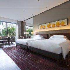 Отель Park Hyatt Sanya Sunny Bay Resort комната для гостей фото 5