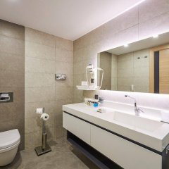 Отель Altin Yunus Cesme ванная