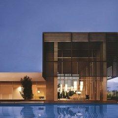 Отель The Oberoi Beach Resort Al Zorah ОАЭ, Аджман - 1 отзыв об отеле, цены и фото номеров - забронировать отель The Oberoi Beach Resort Al Zorah онлайн бассейн фото 2