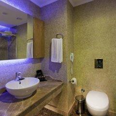 Granada Luxury Resort & Spa Турция, Аланья - 1 отзыв об отеле, цены и фото номеров - забронировать отель Granada Luxury Resort & Spa онлайн ванная